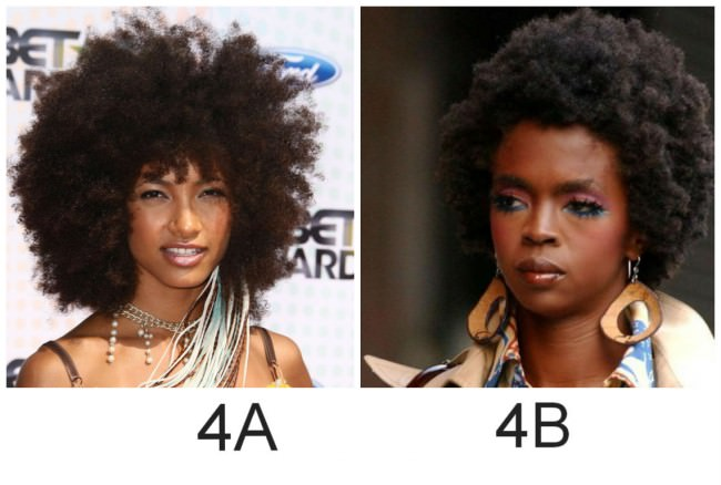Type 4 Hairstyles: Is 4a Hair Easier To Care For Than 4b Hair?