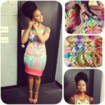 Chrisette Michele Wows Instagram With Fabulous Havana Twists