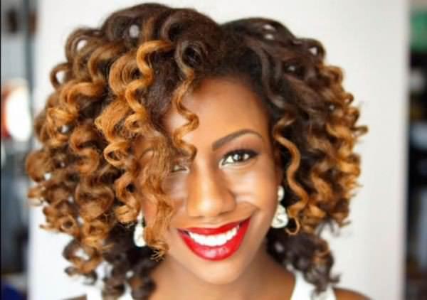 Hair Wand Styles: Black Hair Information