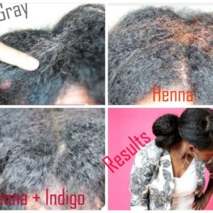 Cover Your Grays With Henna And Indigo