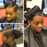 Braided Bun shared by Jazz TheHairstylist