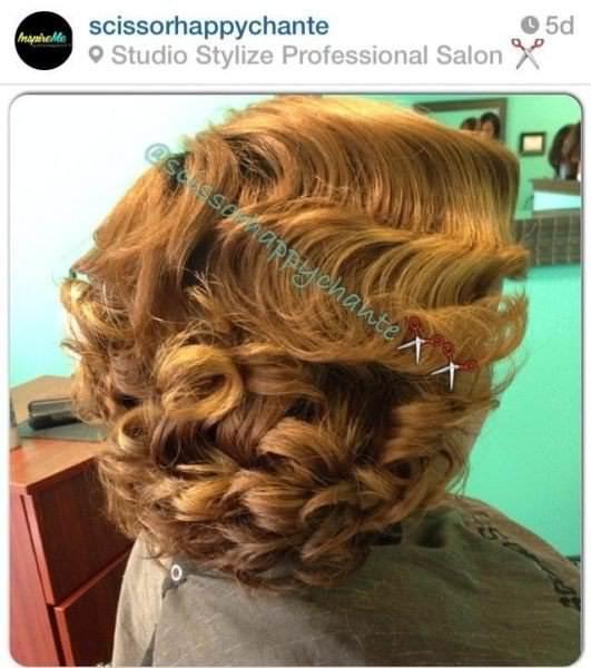 Ceramic Phusion W Ceramic Curls Shared By Chante Black