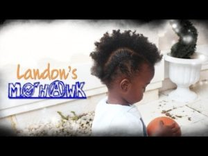 Cute Fro Hawk - A Style For A Little Boy