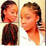 Healthy Looking Two Strand Twists