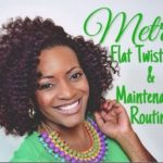 Everything You Need To Know About The Flat Twist Out