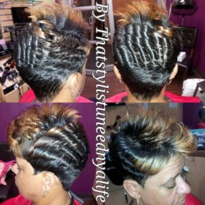 Stylist Feature - Iesha Jordan