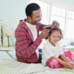 A Simple Guide For A Single Dad Caring For His Daughter's Natural Hair
