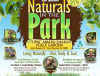 Naturals In The Park Festival