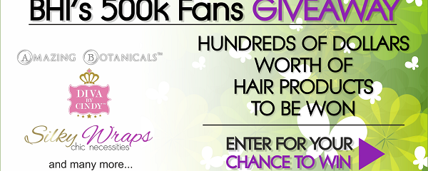Our Fans Deserve One Epic Giveaway – Hundreds Of Dollars Worth Of Products To Be Won (CLOSED)