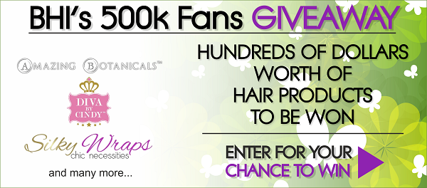 500k fans giveaway4