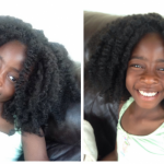 7 Year Old Sharae's Natural Hair shared by Lena