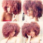 Fierce Afro @_wassupyaya
