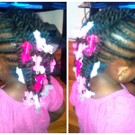 Maiya's Twisted Mohawk Shared By Ariel