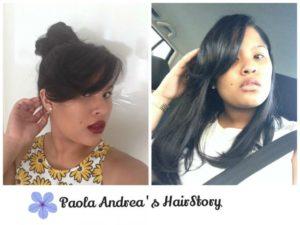 My Hair Story - Paola Andrea