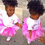 Little Girl Natural Mohawk shared by Mi'kye