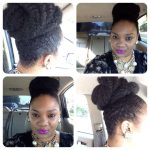 Marley Bun Shared By Takithia