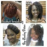 Crochet braiding