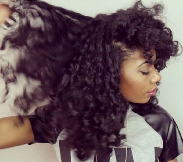 chime's hair