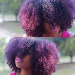 Fierce Pink 'Fro @eyecugorgeous