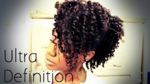 How To Get Super Defined Moisturized Curls On All Natural Hair Types