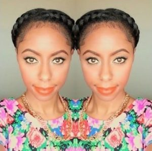 Get Two Styles from Halo Braids