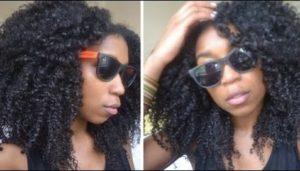 Easy Summer Beach Ready Curls for Natural Hair