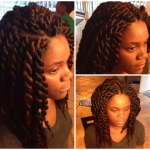 No-Slip Jumbo Twist Shared By Lucretia
