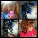 Stunning Bantu Knot Out