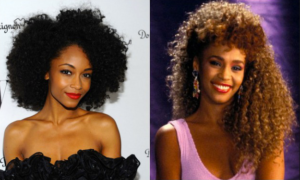 Yaya DaCosta Shut Off Social Media To Avoid Backlash She Received For Playing Whitney In The Whitney Houston Biopic