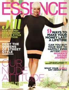 Jill Scott Goes Blonde For The Cover Of Essence And Kills It