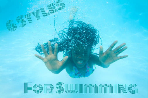 Best Weave Hairstyles For Swimming : Our top recommeded hairstyles for swimming