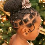 Adorable Child's Hairstyle