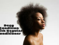 How To Deep Condition Using Regular Conditioner