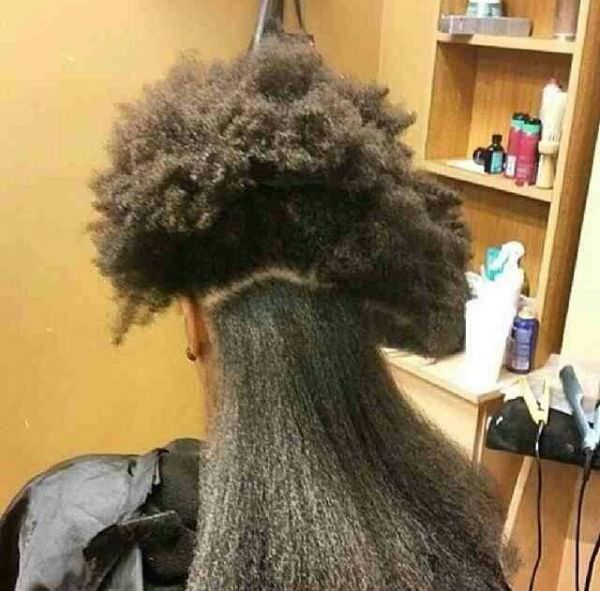 That S Some Serious Shrinkage Black Hair Information