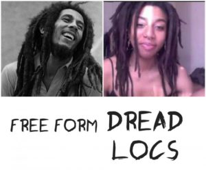 Free Form Dread Locs Anyone?