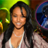 Karrueche Tran Disses Blue Ivy's Hair On 106 and Park