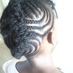 Cornrows shared by Angel Bovell