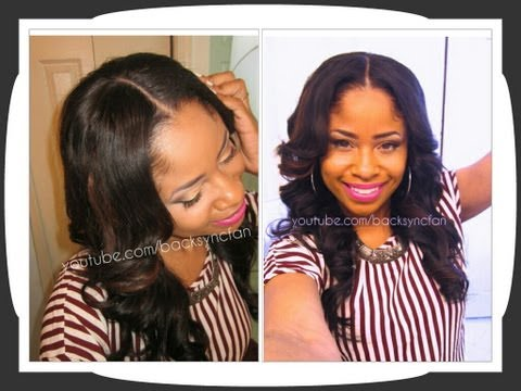 How To Install A Natural Lace Closure Without Sewing Or Glue