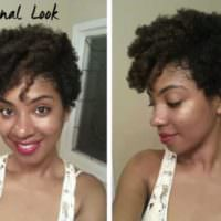 Nikki Mae AKA Natural Chica Big Chops After 5 years of Natural Hair Growth
