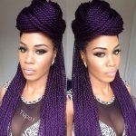 Beautiful Purple Twists @tupo1