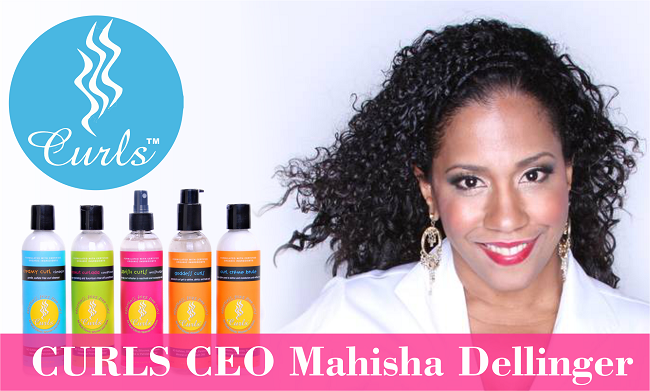 Interview With Curls Ceo Mahisha Dellinger