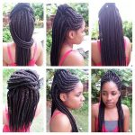 ghana conrows and box braids shared by julietta charlery