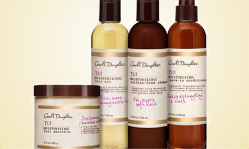 Carols daughter hair products