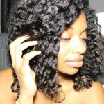 Dry hair braid out shared by @journeytowaistlength