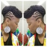 Braided Updo With Senegalese Twists Shared By Lanisa Willams