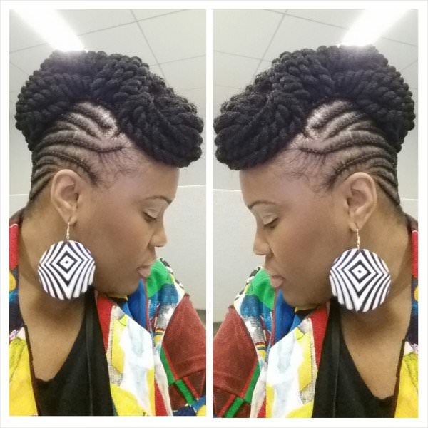 Braided updo with senegalese twists shared by lanisa willams braided updo with senegalese twists shared by lanisa willams photogrid1409325453063 pmusecretfo Gallery