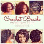 Very natural looking crotchet braids Sumetra Reed