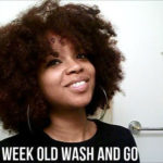 Preserve a Defined Wash and Go For 2 Weeks