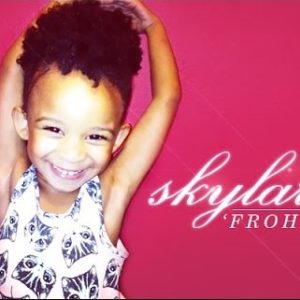 A Frohawk Style For Your Little Girl