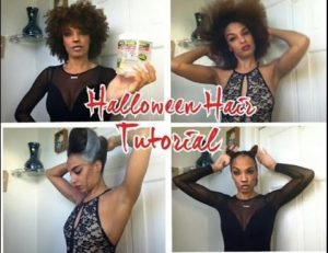 Two Halloween Hairstyles You Might Want To Try